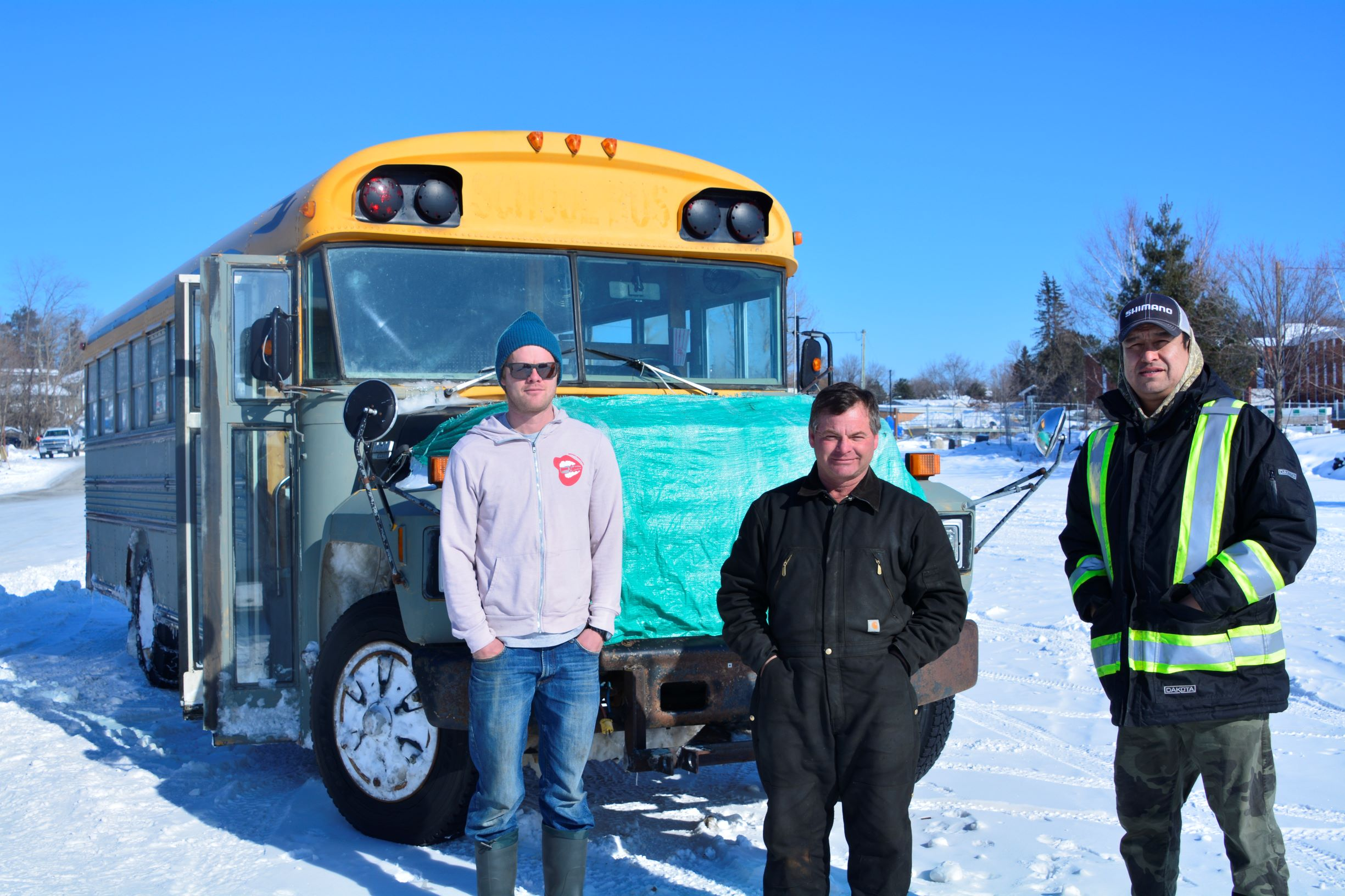 Food deliveries assist First Nation communities during Covid-19 Pandemic